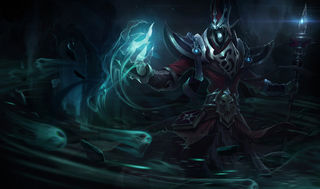 League of Legends Karthus Poster - League Of Legends One Stop Shop