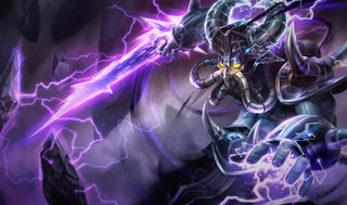 League of Legends Kassadin Poster - League Of Legends One Stop Shop