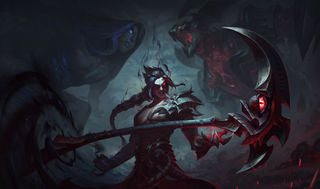 League of Legends Kayn Poster - League Of Legends One Stop Shop