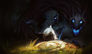 League of Legends Kindred Poster - League Of Legends One Stop Shop