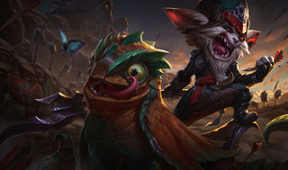 League of Legends Kled Gaming Mat