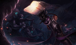 League of Legends Lucian Poster - League Of Legends One Stop Shop