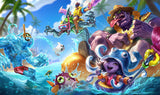 League of Legends Lulu Gaming Mat