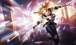 League of Legends Lux Poster - League Of Legends One Stop Shop