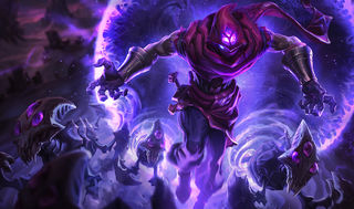 League of Legends Malzahar Gaming Mat