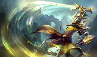 League of Legends Master Yi Gaming Mat
