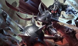 League of Legends Mordekaiser Gaming Mat