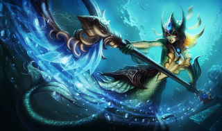 League of Legends Nami Gaming Mat