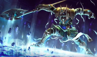 League of Legends Nasus Gaming Mat