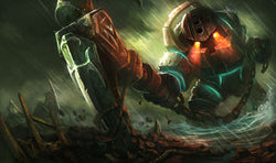 League of Legends Nautilus Poster - League Of Legends One Stop Shop