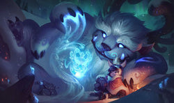 League of Legends Nunu Gaming Mat