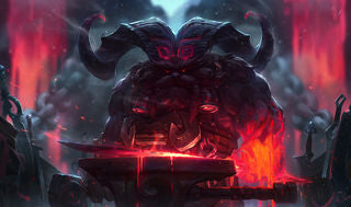 League of Legends Ornn Gaming Mat