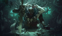 League of Legends Pyke Gaming Mat