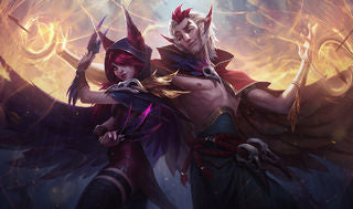 League of Legends Rakan Poster - League Of Legends One Stop Shop
