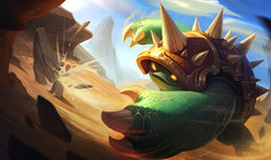 League of Legends Rammus Gaming Mat