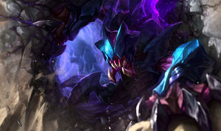 League of Legends Rek'Sai Gaming Mat