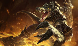 League of Legends Renekton Poster - League Of Legends One Stop Shop