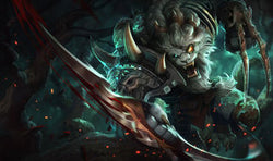 League of Legends Rengar Gaming Mat
