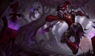 League of Legends Shaco Gaming Mat