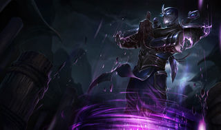 League of Legends Shen Poster - League Of Legends One Stop Shop