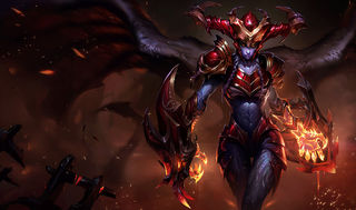League of Legends Shyvana Poster - League Of Legends One Stop Shop