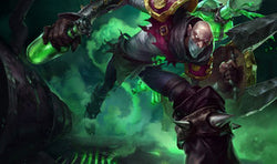 League of Legends Singed Poster - League Of Legends One Stop Shop