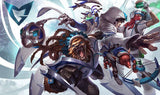 League of Legends Singed Gaming Mat