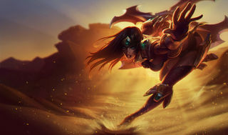 League of Legends Sivir Poster - League Of Legends One Stop Shop