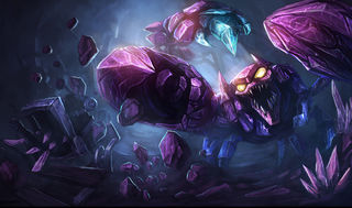 League of Legends Skarner Poster - League Of Legends One Stop Shop
