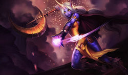 League of Legends Soraka Gaming Mat