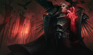 League of Legends Swain Gaming Mat