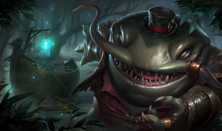 League of Legends Tahm Kench Poster - League Of Legends One Stop Shop