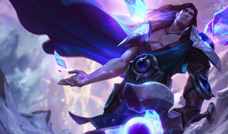League of Legends Taric Gaming Mat