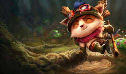 League of Legends Teemo Gaming Mat