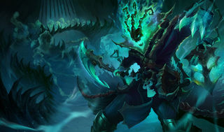 League of Legends Thresh Poster - League Of Legends One Stop Shop