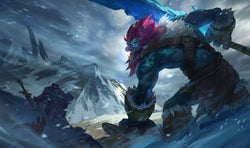League of Legends Trundle Poster - League Of Legends One Stop Shop