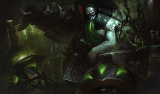 League of Legends Urgot Poster - League Of Legends One Stop Shop