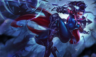 League of Legends Vayne Gaming Mat