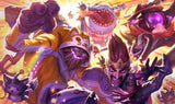 League of Legends Vel'Koz Gaming Mat