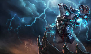 League of Legends Volibear Poster - League Of Legends One Stop Shop