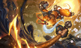 League of Legends Wukong Gaming Mat