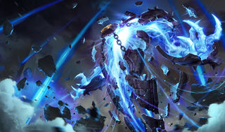 League of Legends Xerath Poster - League Of Legends One Stop Shop