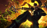 League of Legends Xin Zhao Poster - League Of Legends One Stop Shop