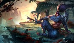 League of Legends Yasuo Gaming Mat