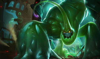 League of Legends Zac Gaming Mat