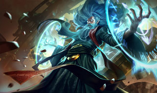 League of Legends Zilean Gaming Mat