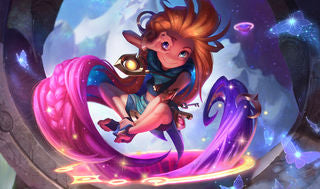 League of Legends Zoe Gaming Mat
