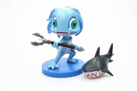 Action Figure - League Of Legend Fizz Action Figure 10CM