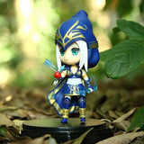 Action Figure - League Of Legends Ashe Action Figure 14CM