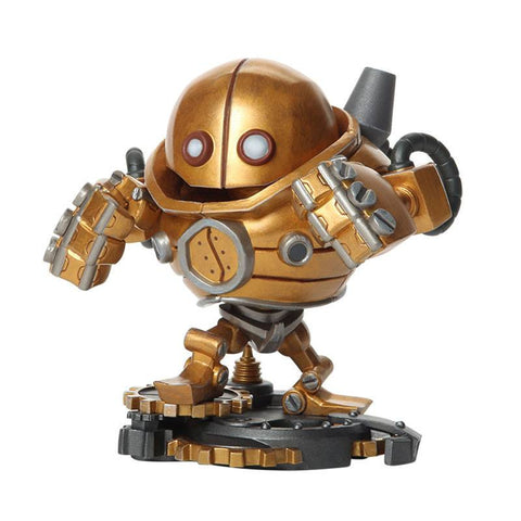 Action Figure - League Of Legends Blitzcrank Action Figure 10CM